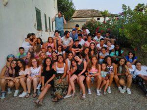 Summer camp en inglés